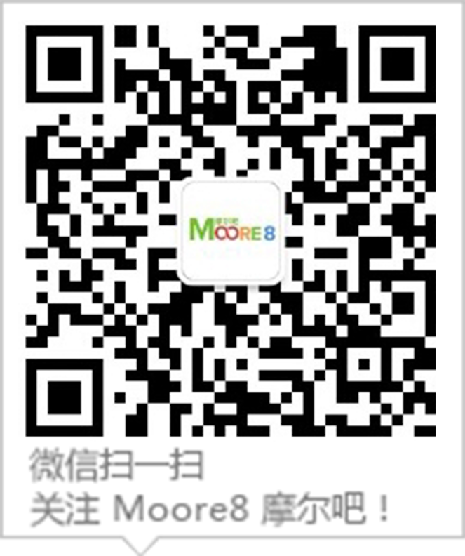 moore8微信二维码