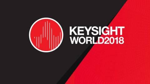 Keysight World 2018——智能汽车与能源专场直播