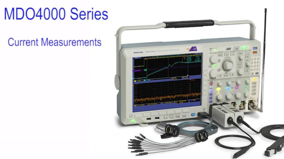 MDO4000调试嵌入式系统中的电源分配