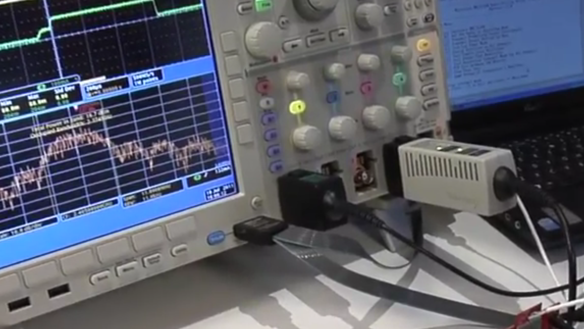 集成Zigbee无线电的实现和测试