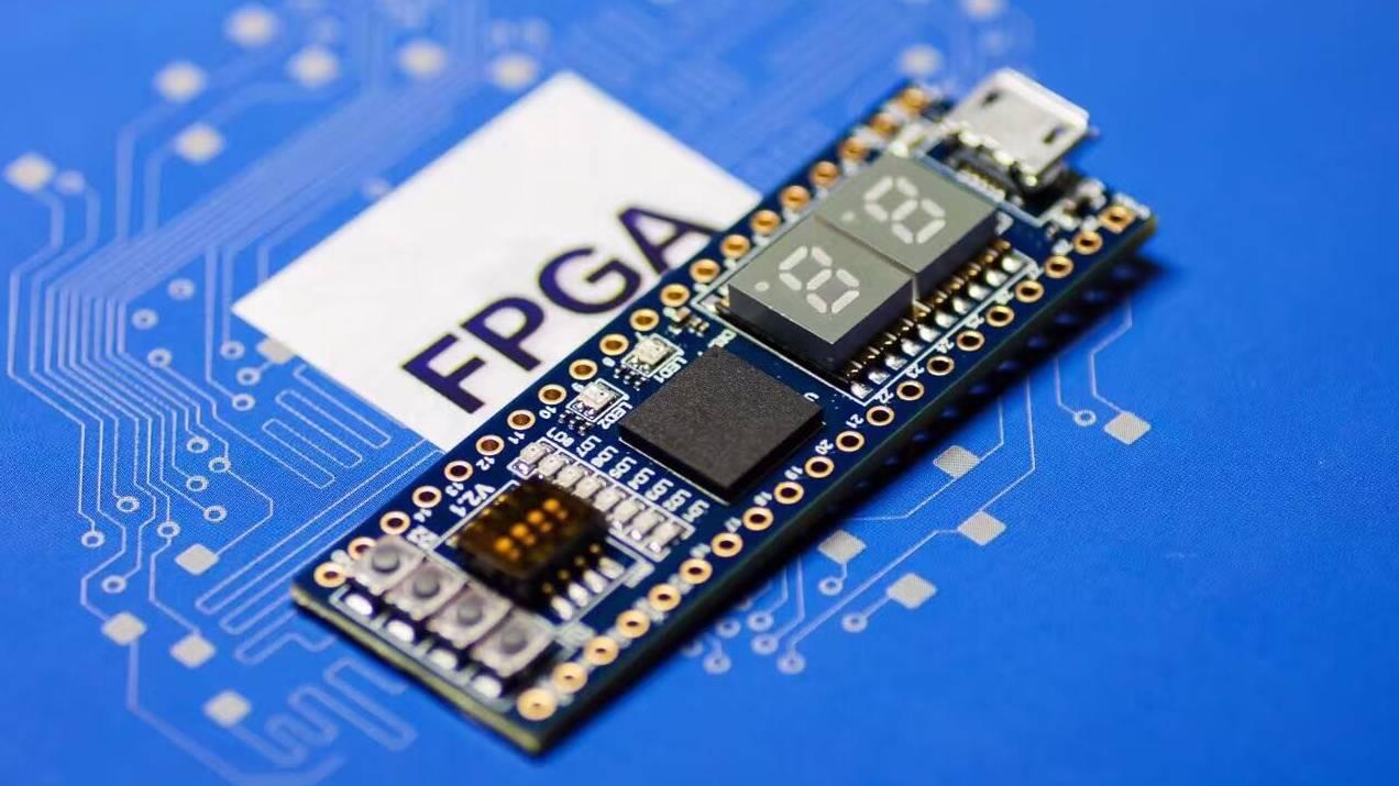 最易上手的FPGA入门工具——小脚丫STEP-MXO2 二代