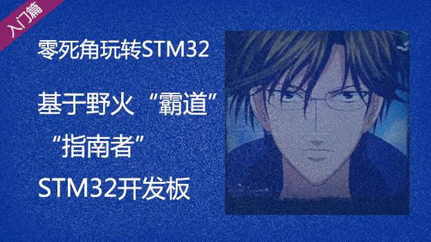 """零死角玩转入门篇STM32—基于野火""""霸道""""和""""指南者""""STM32开发板"""