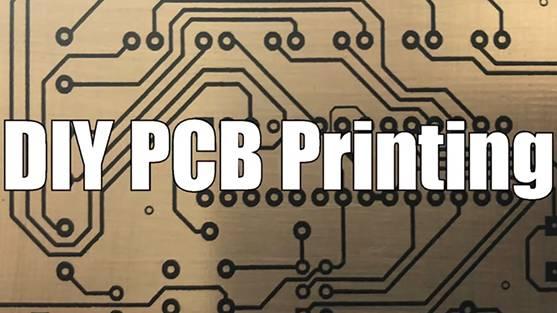 DIY PCB 无热碳粉转移 全解密