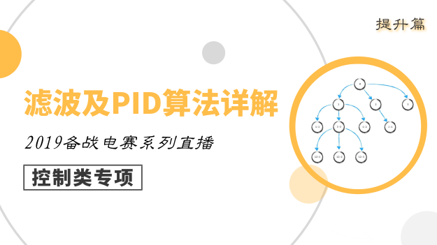 【控制类专项篇-7】2019电赛:滤波及PID算法详解