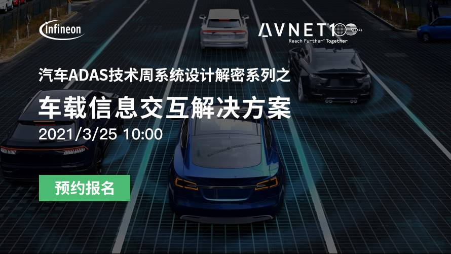 汽车ADAS技术周系统设计解密系列之车载信息交互解决方案