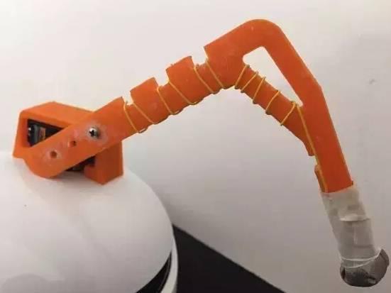 moore8活动海报-创客要的发布会--点红包机器人