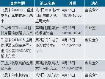 moore8活动海报-飞思卡尔与您相约第四届深圳国际嵌入式系统展