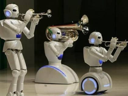 moore8活动海报-2015第三届西安机器人嘉年华