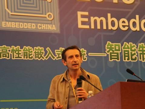 moore8活动海报-2015中国国际嵌入式大会暨展览会(Embedded China)