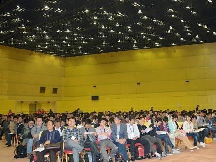 moore8活动海报-合肥2015中国计算机大会